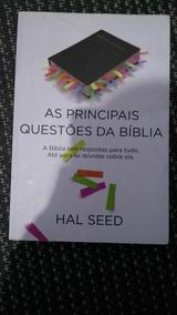 Livro As Principais Questoes Da Biblia
