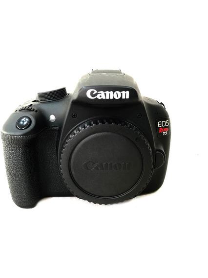Camera Canon T5 Corpo S/ Nova Envio Imediato