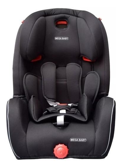 Butaca infantil para auto Mega Baby Indy Negro