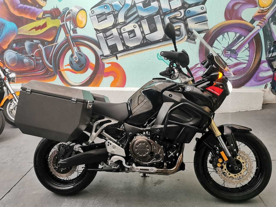 Yamaha 1200 Super Tenere 2012 Titulo Limpio Checala!!