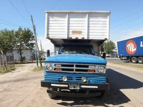 Dodge Dp 600 Impecable Caja Metalica