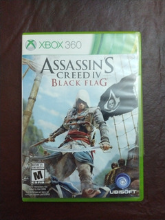 Juego Assassins Creed 4 Black Flag Fisic. P/xbox360 Original