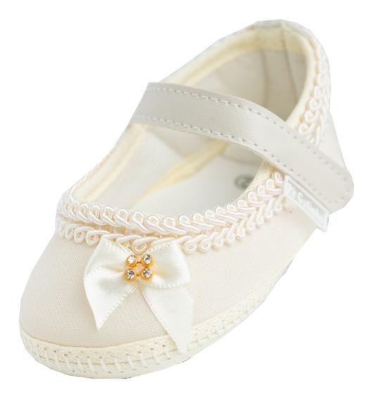 Sapatinho Sapato De Bebe Menina Baby Direto Fabrica