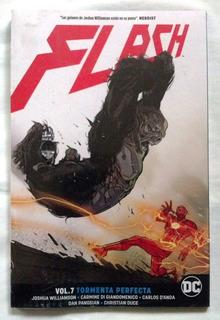 Flash Dc Universe Rebirth Vol 7