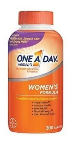 Multivitaminico One A Day Para Mujer