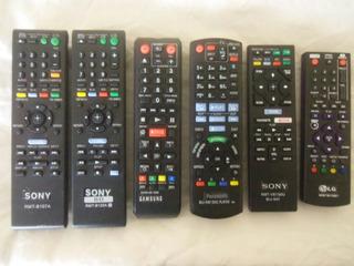 Controles Remotos Para Blu-ray Sony Panasonic Lg Samsung