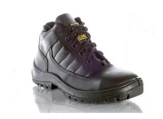 Zapato Botin De Trabajo Y Calzado De Seguridad Boro Cas
