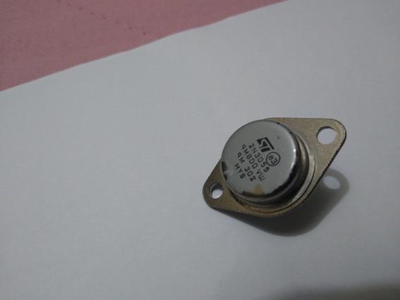 Transistor De Potência De Som Mod. 2n3055