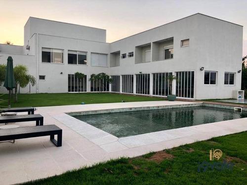 Casa À Venda, 600 M² Por R$ 2.990.000,00 - Parque Mirante Do Vale - Jacareí/sp - Ca1176