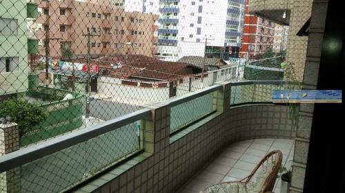 Imagem 1 de 8 de Apartamento Com 1 Dorm, Tupi, Praia Grande - R$ 220.000,00, 88m² - Codigo: 3256 - V3256