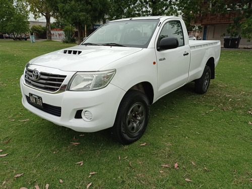 Toyota Hilux 2.5 Cabina Simple  Dx Pack I 120cv 4x2 2013