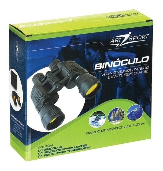 Binoculo Lente Anti Reflex Visão De Até 1000m Eg001 Artsport