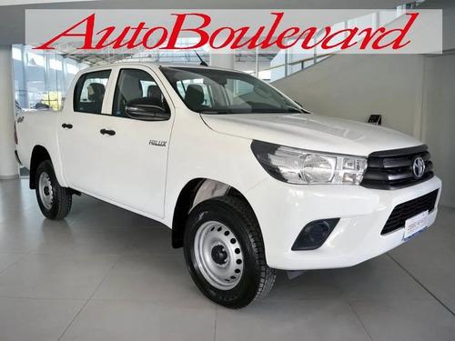 Toyota Hilux Dx 4x2 Diesel 2021. Entrega Inmediata!!