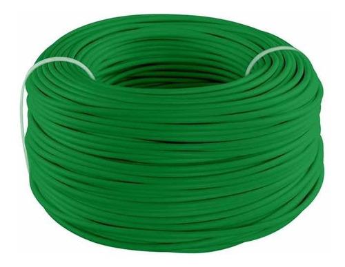 Imagen 1 de 4 de Cable Thw Bimetalico Calibre #12 Paquete X 4