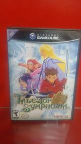 Jogo Raro P/game Cube Tales Of Symphonia Original
