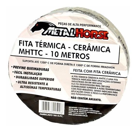 Fita Térmica Cerâmica Mhttc-10m Termotape