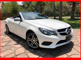 Mercedes Benz Clase E 2.0 250 Cgi Convertible