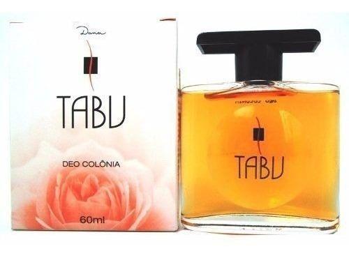 Deo Colônia Tabu Tradicional 60ml
