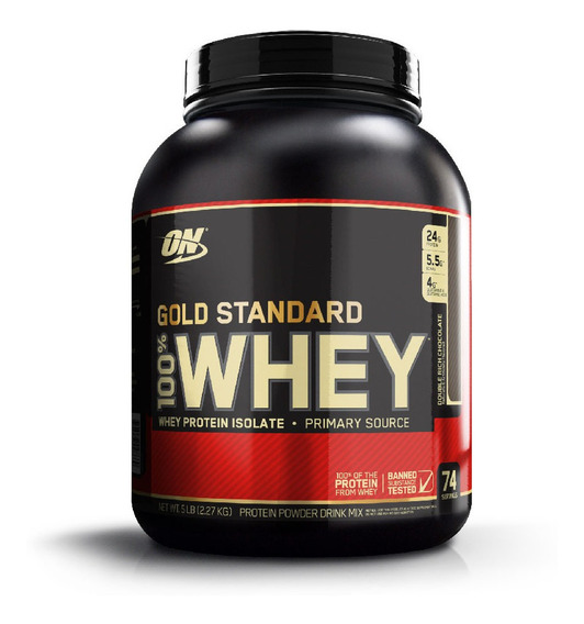 Optimum Nutrition Gold Standard 5lb