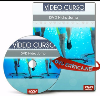 Dvd Hidro Jump Aulas 1 Dvd Exerci