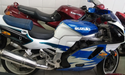 Suzuki Gsxr 750 W