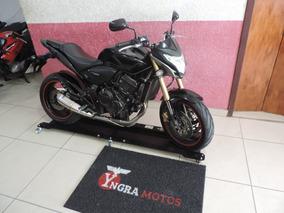 Honda Cb 600f Hornet 2012 Novinha