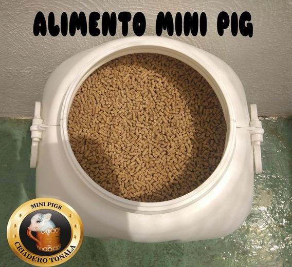 Alimento Para Mini Pigs 15 Kg