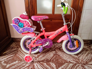 Bicicleta X Terra Rock Star Usada, R12