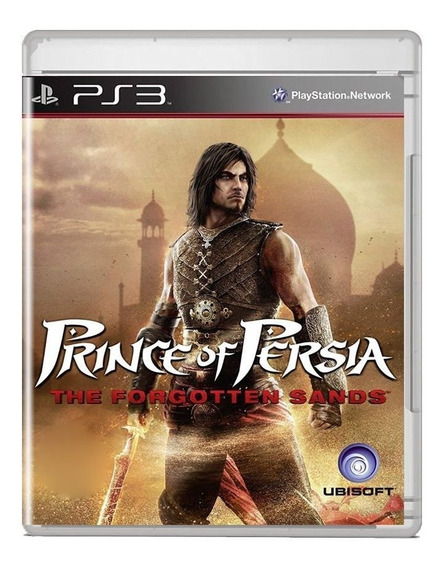 Prince Of Persia The Forgotten Sands Ps3 Midia Fisica