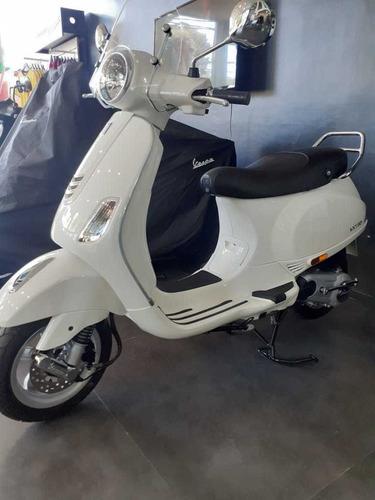 Vespa Vxl 150 Blanca Motoplex San Isidro