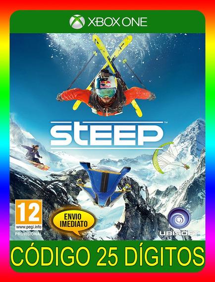Steep Xbox One - 25 Dígitos (envio Já)