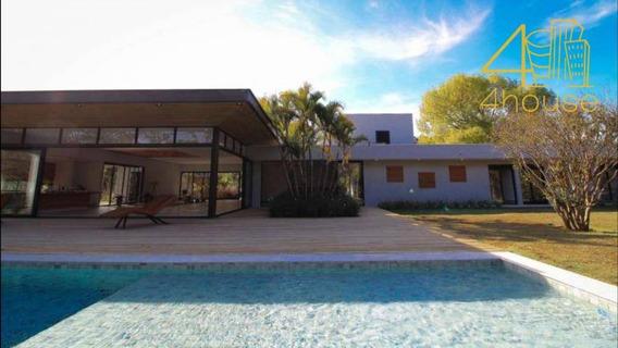 Casa Com 5 Dormitórios À Venda, 515 M² Por R$ 4.500.000 - Fazenda Vila Real De Itu - Itu/sp - Ca0406