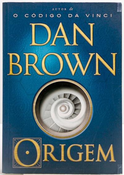 Livro Origem Dan Brown