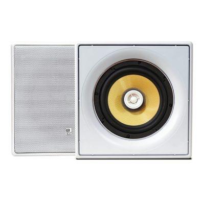 Caixa Acústica Amcp Arandela De Parede