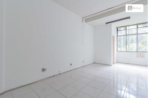 Imagem 1 de 10 de Aluguel De Sala Com 23m² - 31927