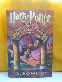 Harry Potter E A Pedra Filosofal (capa Dura) - Importado