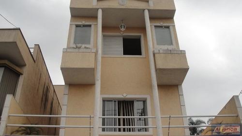 Sobrado Para Venda No Bairro Jardim Santa Clara Em Guarulhos - Cod: Ai21205 - Ai21205