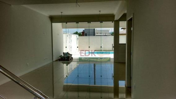 Casa Residencial À Venda, Campos Do Conde Louvre, Tremembé - Ca0614. Vale Do Paraíba Sp - Ca0614