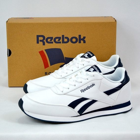 Reebok Tenis Royal Cl Jogger 100% Originales