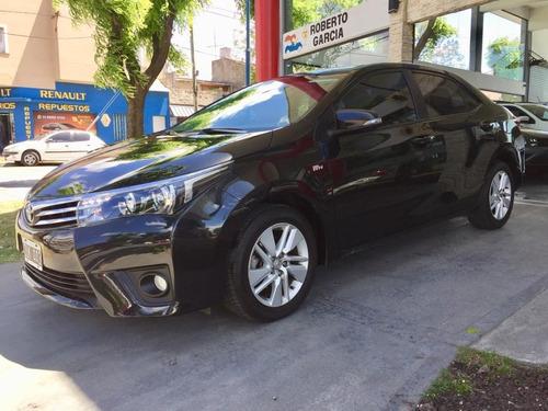 Toyota Corolla 1.8 Xei Cvt Pack 2015