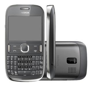 Nokia Asha 3g Simples Sinal Bom Lacrado Fm Nacional 3