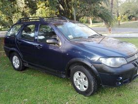 Fiat Palio Adventure 1,8