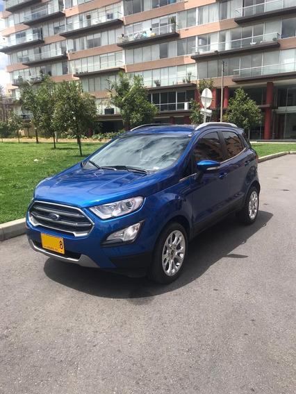 Ford Ecosport Titanium Full Equipo