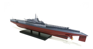 1:350 Submarino Francês Le Surcouf 1942 - Atlas 32cm