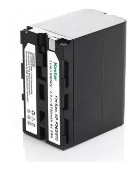 Bateria Para Filmadora Sony Kastar Np-f970