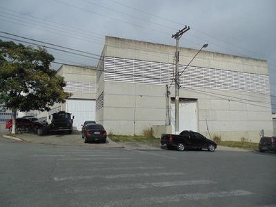 Galpão Industrial Em Condomínio De Cotia - Ga0179