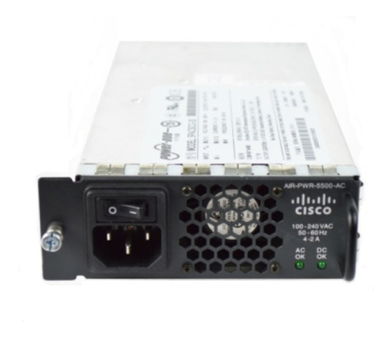Fonte Cisco Air Pwr 5500 Ac Spacsc0-20g Wireless + Frete