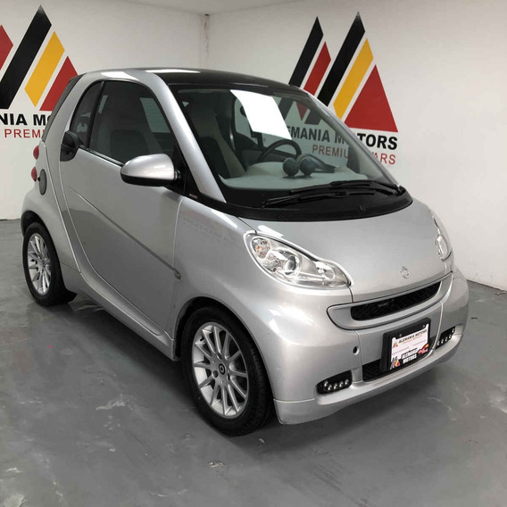 Smart Fortwo 2012 2p Coupe Passion