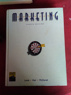 Libro De Marketing Lamb/hair/mcdaniel Edicion 4ta