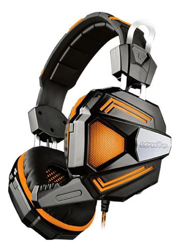 Imagen 1 de 10 de Headset Auricular Gamer Levelup Copperhead Ps4 Pc Xbox One